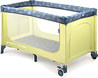 Кровать-манеж Happy Baby Martin (grass) -