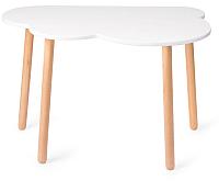 Стол детский Happy Baby Oblako Table / 91005 (белый) -