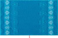Полотенце Privilea Барокко 10с13 (50x90, бирюзовый) -
