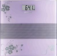 Напольные весы электронные Scarlett SC-BS33E060V (фиолетовый) -