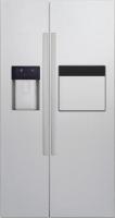 Холодильник с морозильником Beko GN162420X -