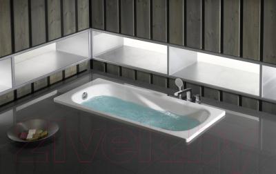 Ванна стальная Roca Princess 170x75 (с ручками и ножками)