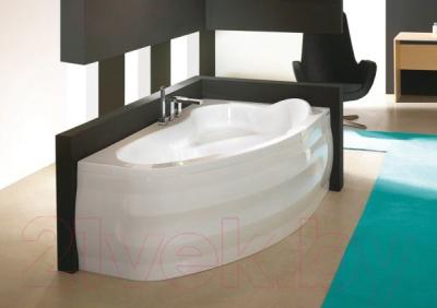 Ванна акриловая Sanplast WAP/CO 110x170+ST6 bi