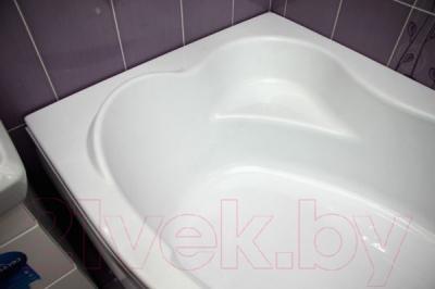 Ванна акриловая Sanplast WAL/CO 120x180+ST6 bi