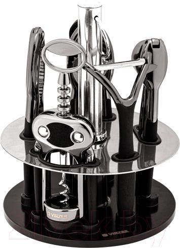Купить Набор кухонных приборов Vinzer, 89295, Китай, черный