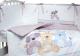 Комплект постельный в кроватку Perina Венеция / В4-01.2 (три друга) -