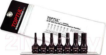 Набор оснастки Toptul GDAG0702 - общий вид