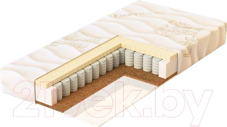 Купить Детский матрас Плитекс, Bamboo Sleep БС-119-02, Беларусь, Bamboo (Плитекс)