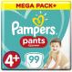 Подгузники-трусики Pampers Pants Maxi Plus (99шт) -