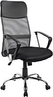Кресло офисное Mio Tesoro Монте AF-C9767 (черный/серый) -