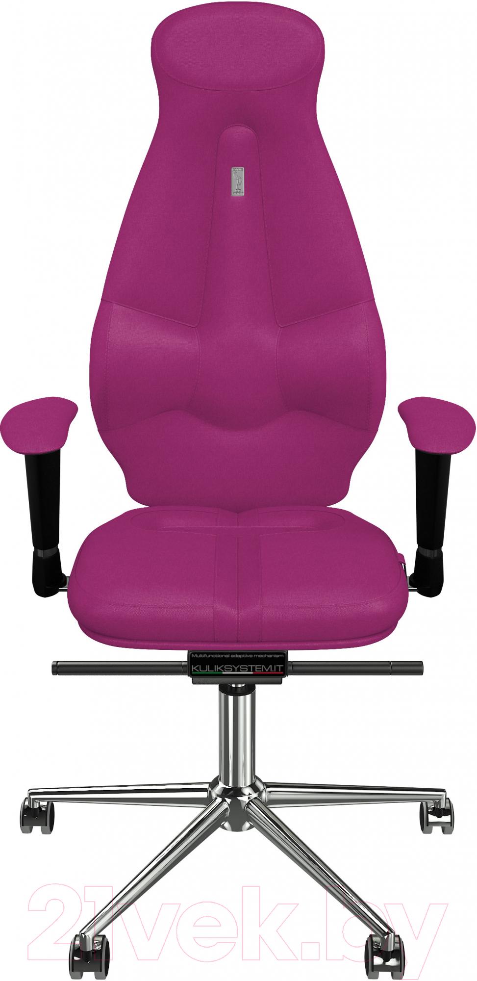 Купить Кресло офисное Kulik System, Galaxy азур (розовый), Украина, Galaxy (Kulik System)