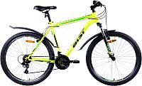 Велосипед AIST Quest 2019 (18, желтый/зеленый) -