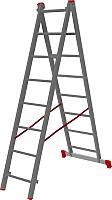 Лестница секционная Новая Высота NV 122 / 1220208 -