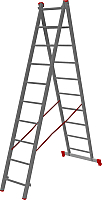 Лестница секционная Новая Высота NV100 / 1220210 -