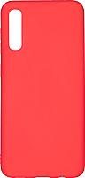 Чехол-накладка Case Matte для Galaxy А50 (красный матовый) -