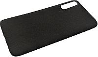 Чехол-накладка Case Rugged для Galaxy A50 (черный матовый) -