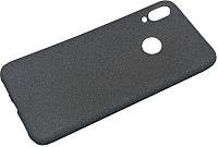 Чехол-накладка Case Rugged для Redmi 7 (серый матовый) -