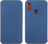 Чехол-книжка Case Vogue для Redmi Note 7 (синий) -