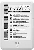 Электронная книга Onyx Boox Darwin 5 (белый) -
