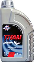 Моторное масло Fuchs Titan Supersyn 5W40 600930769/600790028/601425813 (1л) -