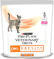 Корм для кошек Pro Plan Veterinary Diets OM St/Ox (350г) -