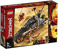 Конструктор Lego Ninjago Раллийный мотоцикл Коула 70672 -