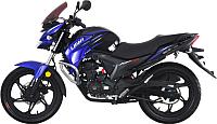 Мотоцикл Lifan LF150-10B (синий) -
