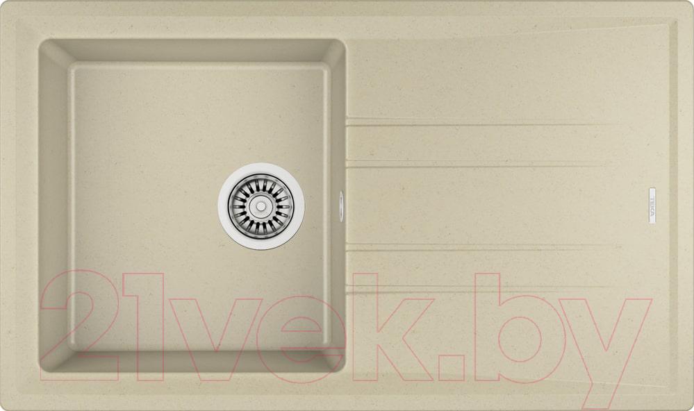 Купить Мойка кухонная Teka, Stone 50 B-TG / 115330018 (топаз), Испания, искусственный гранит