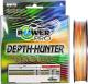 Леска плетеная Power Pro Depth Hun 0.15мм / PPBI10015MJ (100м) -