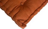 Подушка на стул MATEX 3D / 02-048 (оранжевый) -