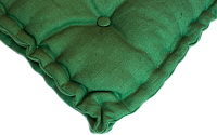 Подушка на стул MATEX 3D / 02-000 (зеленый) -