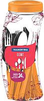 Набор столовых приборов Tramontina Leme / 23198431 -