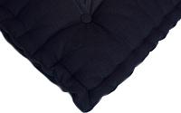 Подушка на стул MATEX 3D / 02-079 (темно-синий) -