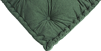Подушка на стул MATEX 3D / 02-765 (Aloba Green) -