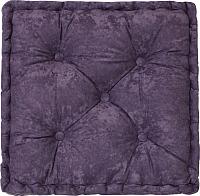 Подушка на стул MATEX 3D / 06-381 (фиолетовый) -