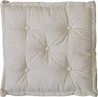 Подушка на стул MATEX 2D / 01-355 (белый) -
