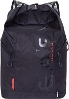 Рюкзак Grizzly RQ-918-1 (черный/красный) -