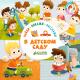 Развивающая книга CLEVER В детском саду / 9785001152439 (Уткина О.) -