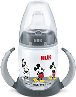 Бутылочка для кормления NUK First Choice Дисней Микки Маус / 10743831 (150мл, черный) -