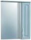 Шкаф с зеркалом для ванной Акваль Классик / В2.6.04.6.1.2 -