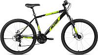 Велосипед Forward Altair AL 26 D 2018-2019 / RBKN9M66Q014 (черный/зеленый) -