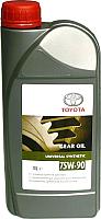 Трансмиссионное масло TOYOTA Getriebeol 75W90 GL-5 / 0888581592 (1л) -