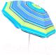 Зонт пляжный Sabriasport 901006 (синий/зеленый) -