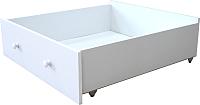 Ящик под кровать Можга Можга / Р422 (белый) -