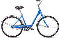 Велосипед Forward Grace 26 1.0 2019 / RBKW98N61002 (синий) -