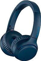 Наушники-гарнитура Sony Extra Bass WH-XB700 (синий) -