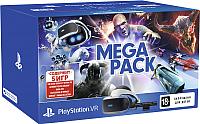 Шлем виртуальной реальности Sony PlayStation VR V2 + камера v2 + 5 игр (PS719785910) -