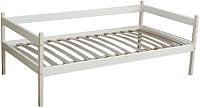 Кровать-тахта Можга Р425 (белый/ваниль) -