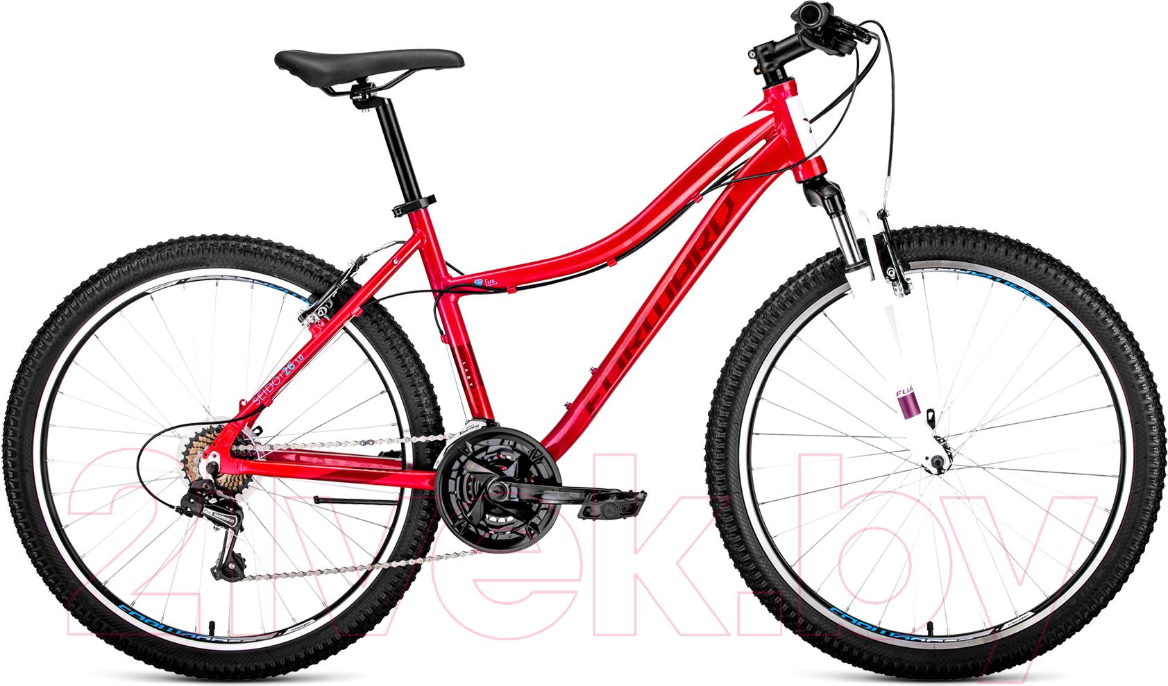 Купить Велосипед Forward, Seido 26 1.0 2019 / RBKW9766Q004 (розовый), Россия