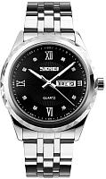 Часы наручные мужские Skmei 9100-1 (черный) -